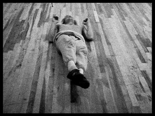 still from \'Floor\', Charles Atlas