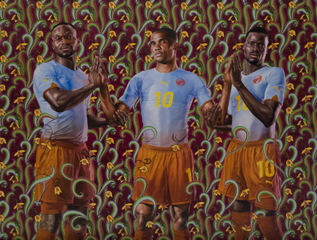 , Kehinde Wiley