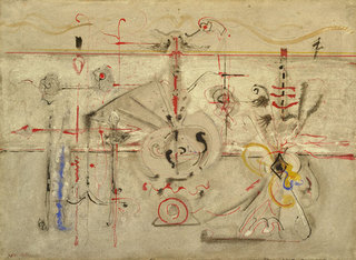 Archaic Idol, Mark Rothko