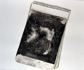 Nebula Drawing,Thomas Broadbent