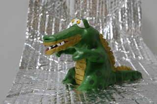 Reggie the Alligator, Mario Ybarra Jr.