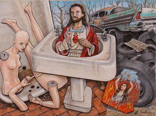 Sink Jesus, Dennis Larkins