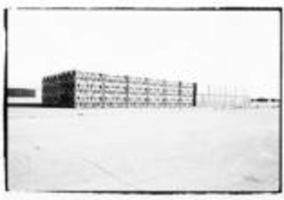 Untitled, from the series Military Architecture, Judy Fiskin