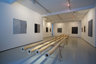 \'Partings and Pipelines\' (installation shot), Bryan Illsley