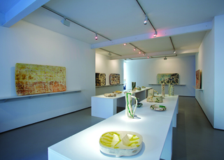 \'Unforeseen Events\' (installation shot),
