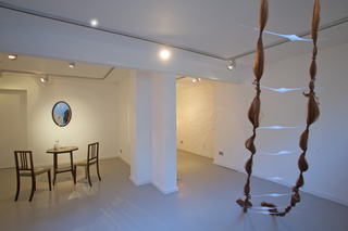 A Marsden Woo Project Space exhibition, downstairs at Marsden Woo, Gaea Todd