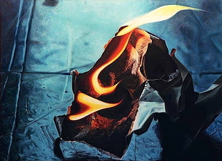 Paper on Fire, Stephanie Wooster