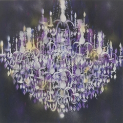 Chandelier Black,Lorraine Peltz