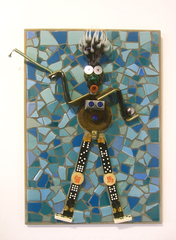 Robot I • SOLD!,Mary Ciofalo