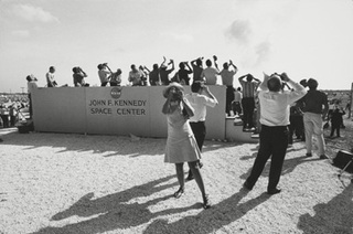 Cape Kennedy, Florida, (Apollo 11 Moon Shot), Garry Winogrand