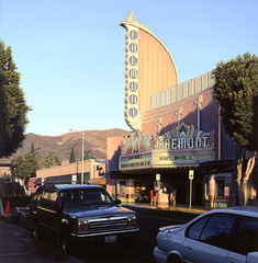 Fremont with Two Girls, Davis Cone