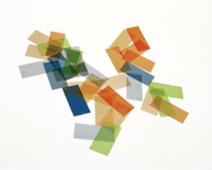 Untitled (Gels #7), Jessica Labatte