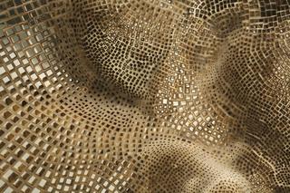 Fold (detail), John Grade