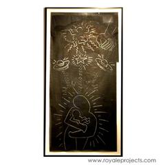 Subway Drawing , Keith Haring