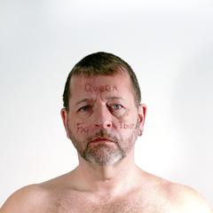 Queer (self-portrait), Paul Pinkman