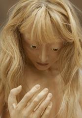 Miriam (detail), Nanette La Salle