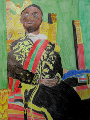 Jean-Bédel, Bokassa, Central African Empire, 1977, Ami Tallman