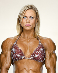 Female Bodybuilders,Martin Schoeller