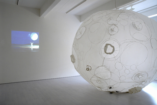 Limbo-Land, installation view, Pippy Houldsworth, Zoë Walker & Neil Bromwich