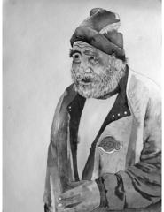 Portrait of Jessie Villareal, Jim Holyoak