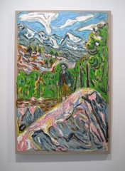 Behind a Rock, Billy Childish
