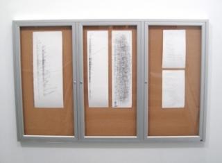 Installation view, Dan Miller