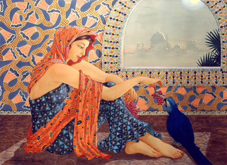 "portrayal women arabian nights Disney's portrayal of culture and lyrics in the opening song ""arabian nights a love story between an english captain and a young native american woman."