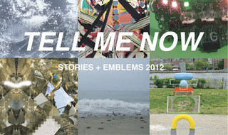 Tell Me Now: Stories + Emblems 2012, Samwell Freeman / MaDora Frey / Katherine Keltner / Emily Noelle Lambert / Leif Low-beer / Albert Weaver