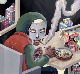 MF DOOM, MM..Food , Rhymesayers, Jason Jägel