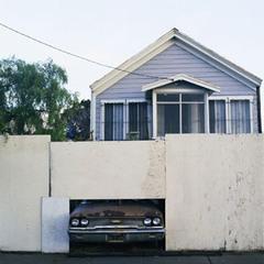 Fenced in Car, Eirik Johnson