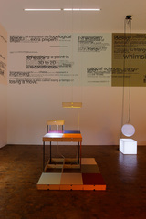Installation view: Angela Bulloch, Redux,