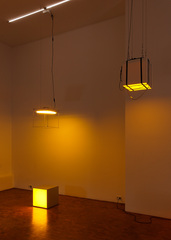 Installation view: Angela Bulloch, Redux,