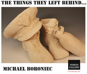 Afghan Sand, Michael Boroniec