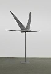 Steel Bird on Pole II, Magdalena Abakanowicz