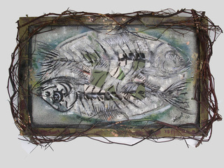 fish plate, James Vogel