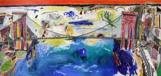 The Bridge, David Sharpe