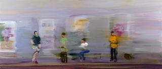 Station, Barbara Friedman