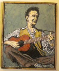 Woody Guthrie, Mark Hix