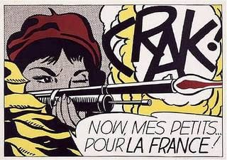 Crak!,Roy Lichtenstein