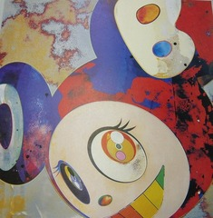 And Then, and then, and then, Takashi Murakami