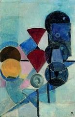 Composition II (Still life) , Theo van Doesburg