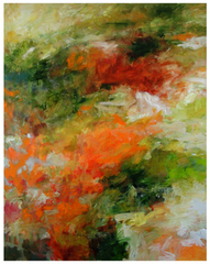 Reflections I, Susan Morosky