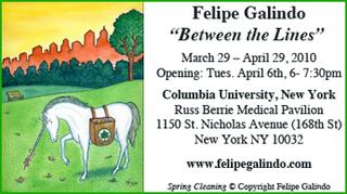 Spring Cleaning, Felipe Galindo-Feggo