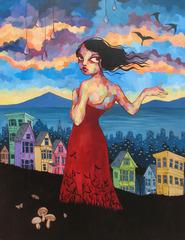 Februar Noir, Ursula Xanthe Young