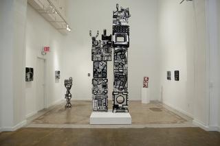 Axis Mundi Installation view, Jaime Scholnick
