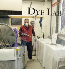 Textile Center Dye Lab,