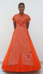 Tiger Lily Dress, Della Reams
