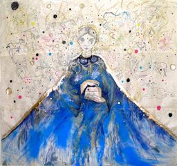 Estrella azul, Maria Berrio