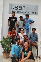 TSAR artists\' studio,