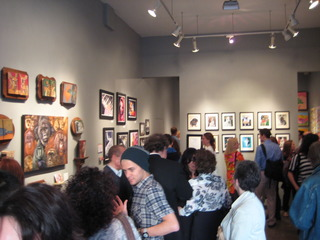 May Art Bazaar - Opening Reception,